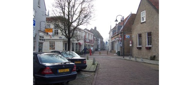 De Christenunie Tholen Legt De Middenstand In Tholen Stad Een Aantal